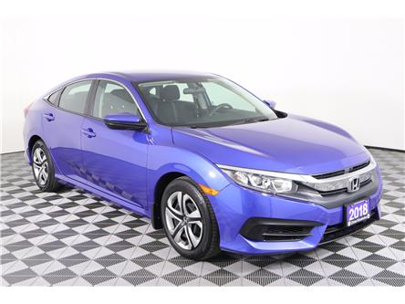 2018 Honda Civic LX (Stk: 219071A) in Huntsville - Image 1 of 31