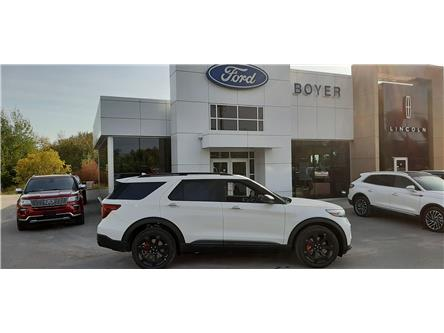 2020 Ford Explorer ST (Stk: EX1395) in Bobcaygeon - Image 2 of 30