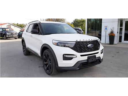 2020 Ford Explorer ST (Stk: EX1395) in Bobcaygeon - Image 1 of 30
