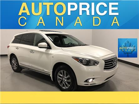 2015 Infiniti QX60 Base (Stk: B0614) in Mississauga - Image 1 of 29