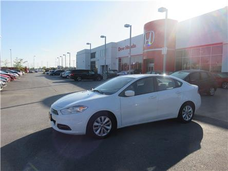 2014 Dodge Dart Aero (Stk: 27529A) in Ottawa - Image 1 of 14