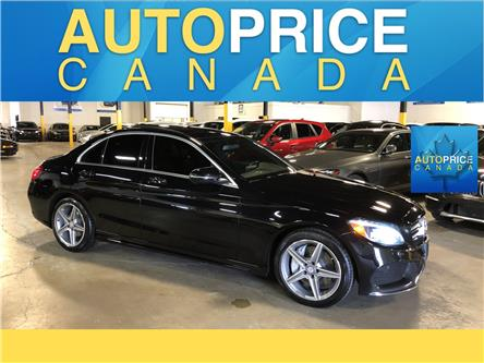 2017 Mercedes-Benz C-Class Base (Stk: B0626) in Mississauga - Image 1 of 28