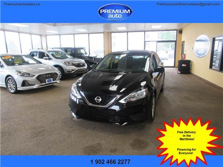 2019 Nissan Sentra 1.8 SV (Stk: 310572) in Dartmouth - Image 1 of 25