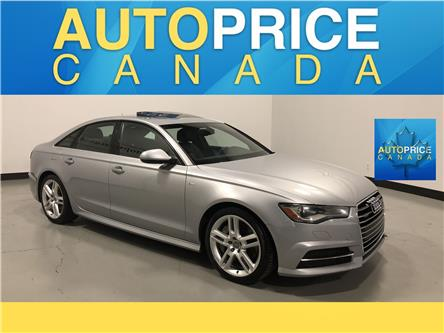2016 Audi A6 2.0T Progressiv (Stk: W0603) in Mississauga - Image 1 of 26