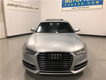 2016 Audi A6 2.0T Progressiv (Stk: W0603) in Mississauga - Image 2 of 26