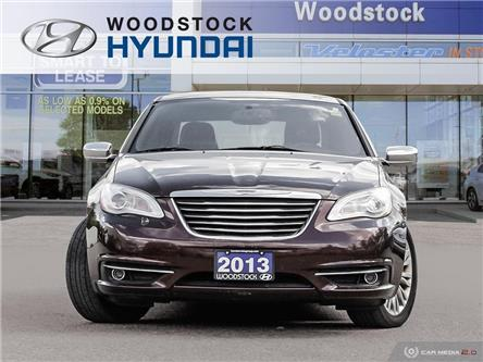 2013 Chrysler 200 Limited (Stk: KA19072A) in Woodstock - Image 2 of 27