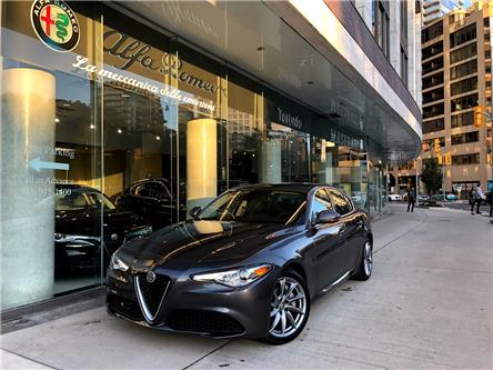 2017 Alfa Romeo Giulia Base (Stk: 38AR) in Toronto - Image 1 of 28