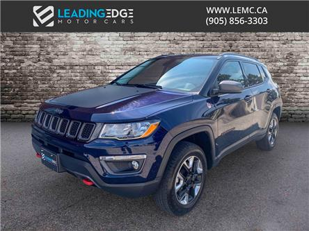 2018 Jeep Compass Trailhawk (Stk: ) in Woodbridge - Image 1 of 15
