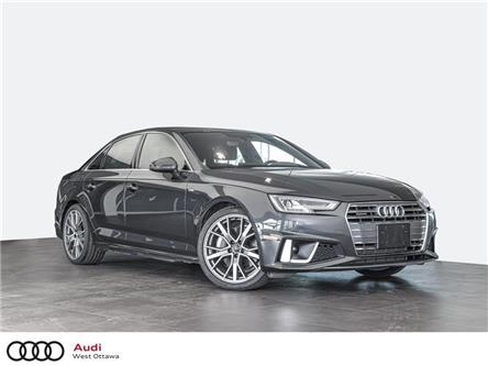 2019 Audi A4 45 Progressiv (Stk: 91601) in Nepean - Image 1 of 19