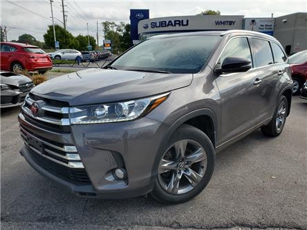 2017 Toyota Highlander Limited (Stk: U3727P) in Whitby - Image 1 of 26
