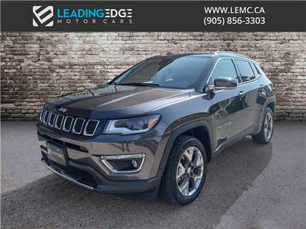 2018 Jeep Compass Limited (Stk: ) in Woodbridge - Image 1 of 16