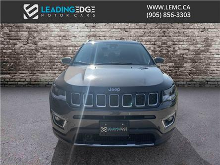 2018 Jeep Compass Limited (Stk: ) in Woodbridge - Image 2 of 16
