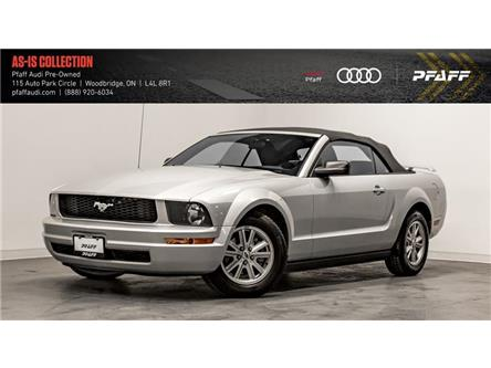 2005 Ford Mustang V6 (Stk: T16787AA) in Woodbridge - Image 1 of 19