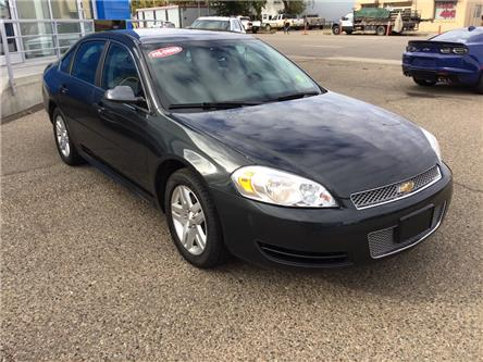 2012 Chevrolet Impala LT (Stk: 210440) in Brooks - Image 1 of 19