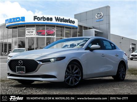 2019 Mazda Mazda3 GT (Stk: A6483) in Waterloo - Image 1 of 17