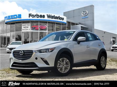 2019 Mazda CX-3 GS (Stk: G6545) in Waterloo - Image 1 of 15
