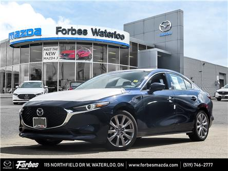2019 Mazda Mazda3 GT (Stk: A6552) in Waterloo - Image 1 of 15