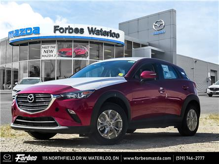 2019 Mazda CX-3 GS (Stk: G6597) in Waterloo - Image 1 of 16
