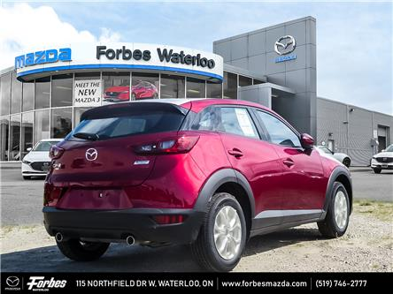 2019 Mazda CX-3 GS (Stk: G6597) in Waterloo - Image 2 of 16