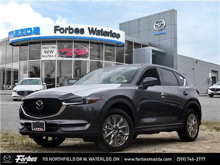 2019 Mazda CX-5 Signature (Stk: M6649) in Waterloo - Image 1 of 17