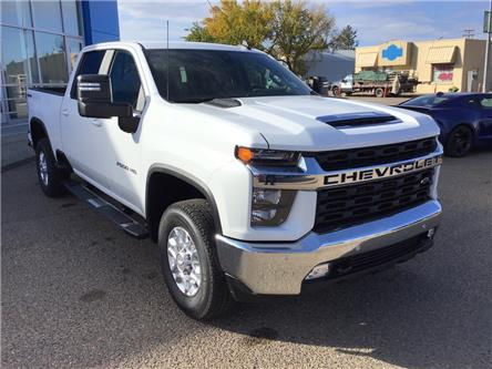 2020 Chevrolet Silverado 2500HD LT (Stk: 209726) in Brooks - Image 1 of 21