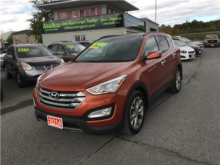 2014 Hyundai Santa Fe Sport 2.0T Limited (Stk: 2569) in Kingston - Image 1 of 15
