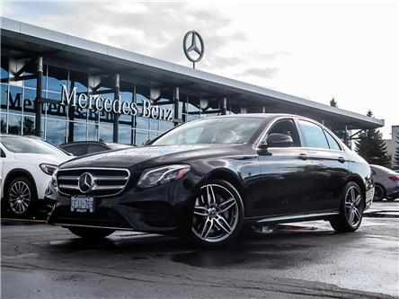 2018 Mercedes-Benz E-Class Base (Stk: 38217D) in Kitchener - Image 1 of 26
