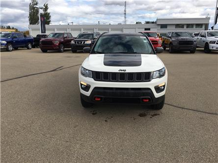 2019 Jeep Compass Trailhawk (Stk: 19CP5426) in Devon - Image 2 of 15