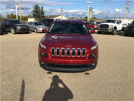 2014 Jeep Cherokee North (Stk: 18RE3773A) in Devon - Image 2 of 14