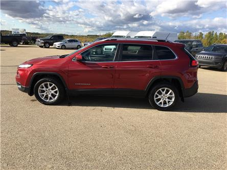 2014 Jeep Cherokee North (Stk: 18RE3773A) in Devon - Image 1 of 14