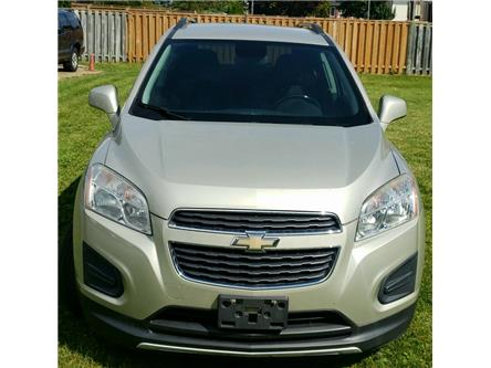2013 Chevrolet Trax 1LT (Stk: ) in Oshawa - Image 2 of 17