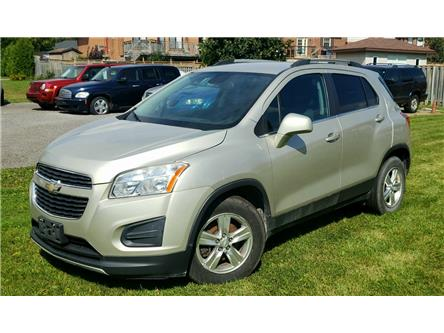 2013 Chevrolet Trax 1LT (Stk: ) in Oshawa - Image 1 of 17