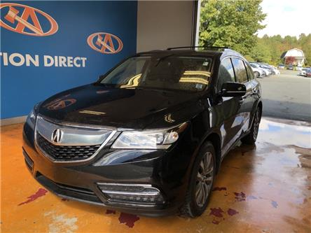 2016 Acura MDX Technology Package (Stk: 16-506491) in Lower Sackville - Image 1 of 15