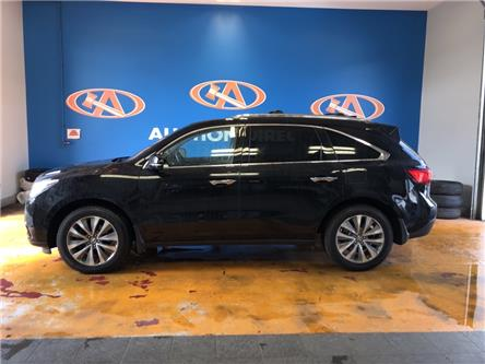 2016 Acura MDX Technology Package (Stk: 16-506491) in Lower Sackville - Image 2 of 15