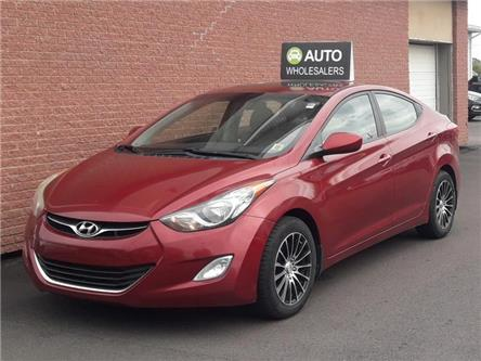 2012 Hyundai Elantra GLS (Stk: N571TA) in Charlottetown - Image 1 of 6