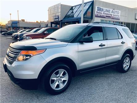 2013 Ford Explorer  (Stk: ) in Concord - Image 1 of 17
