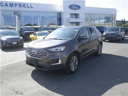2019 Ford Edge Titanium (Stk: 1910370) in Ottawa - Image 1 of 11