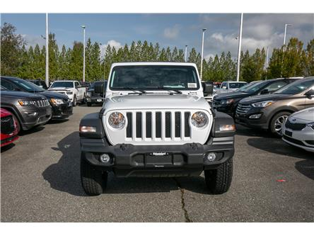 2020 Jeep Wrangler Sport (Stk: L124186) in Abbotsford - Image 2 of 23