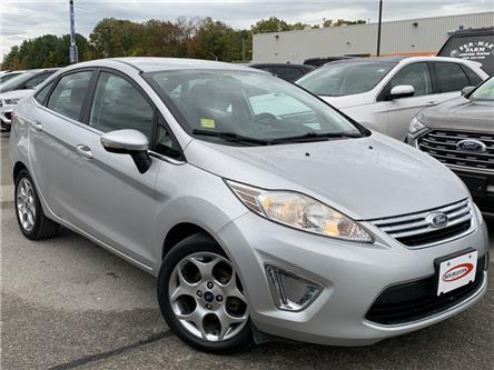 2011 Ford Fiesta SEL (Stk: 19T1043AA) in Midland - Image 1 of 14