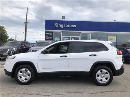 2016 Jeep Cherokee Sport (Stk: 29289A) in Scarborough - Image 2 of 17