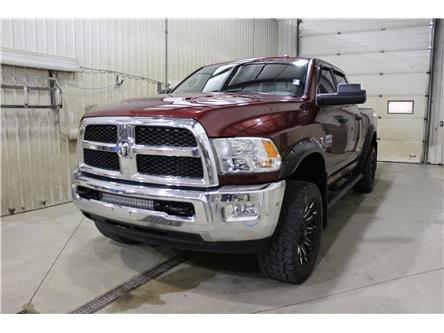 2017 RAM 3500 SLT (Stk: KT090A) in Rocky Mountain House - Image 1 of 24