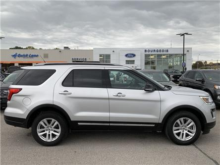2018 Ford Explorer XLT (Stk: 19T974A) in Midland - Image 2 of 15