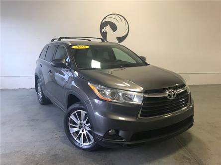 2016 Toyota Highlander XLE (Stk: 1197) in Halifax - Image 1 of 20
