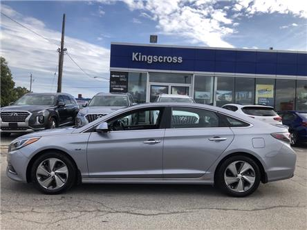 2016 Hyundai Sonata Hybrid Ultimate (Stk: 11594P) in Scarborough - Image 2 of 18