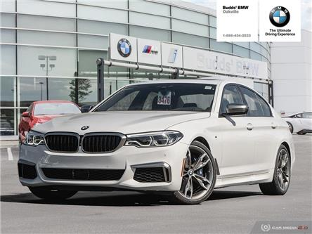2020 BMW M550i xDrive (Stk: B710752) in Oakville - Image 1 of 27