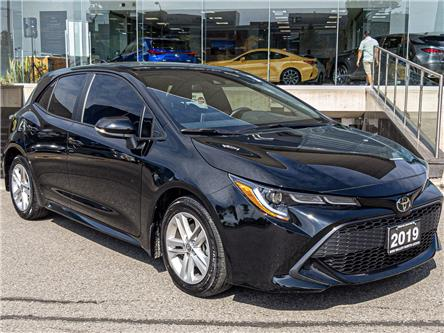 2019 Toyota Corolla Hatchback Base (Stk: 28988A) in Markham - Image 1 of 22