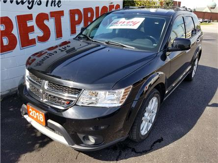 2018 Dodge Journey GT (Stk: 19-636) in Oshawa - Image 1 of 15