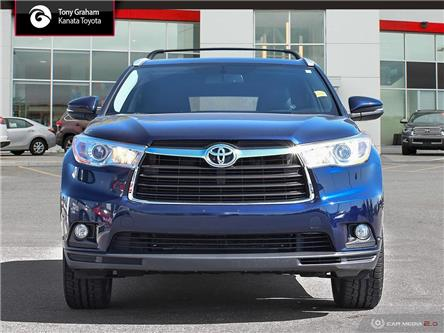 2016 Toyota Highlander XLE (Stk: M2705) in Ottawa - Image 2 of 30
