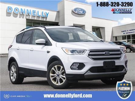 2018 Ford Escape SEL (Stk: PLDUR6248) in Ottawa - Image 1 of 30