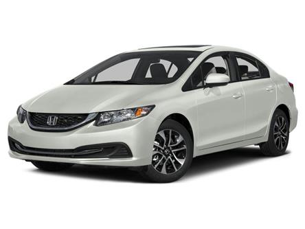 2015 Honda Civic EX (Stk: U3595A) in Woodstock - Image 1 of 10